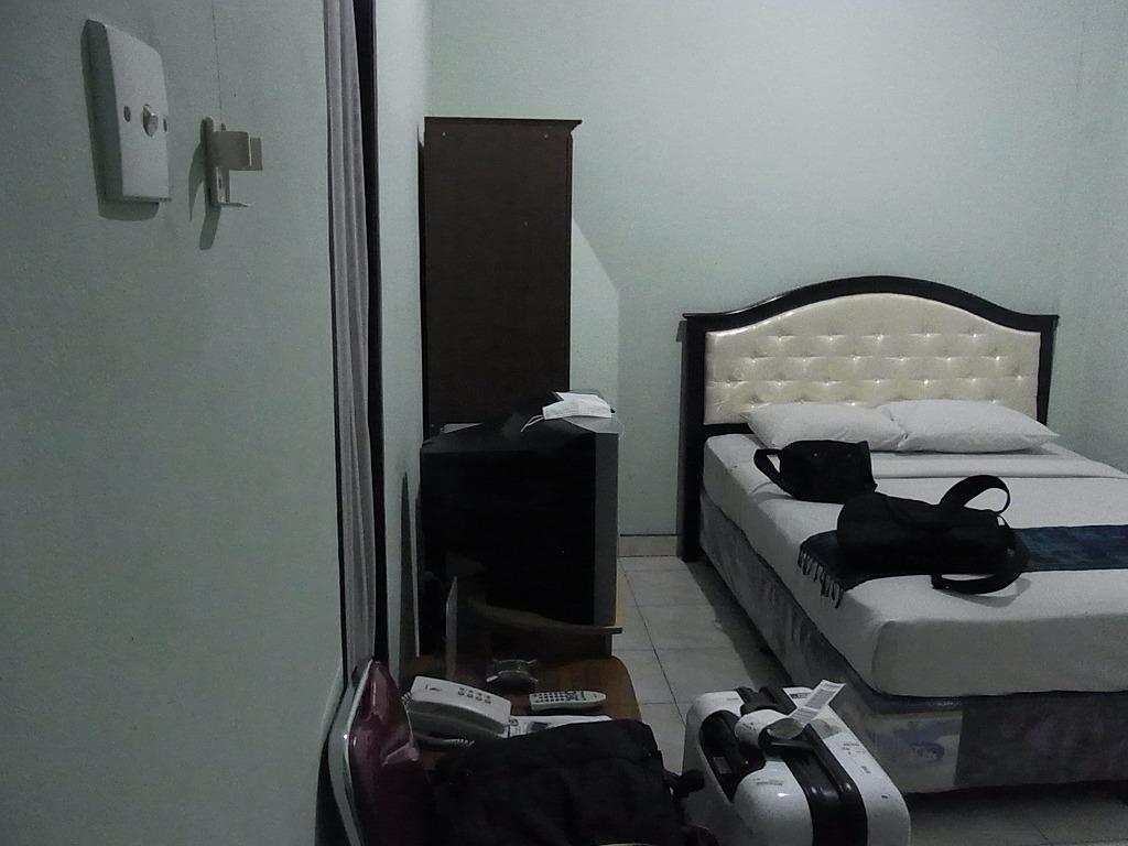 グリーン ヴィラズ ホテル&スパ バリ 寝るだけなら悪くない