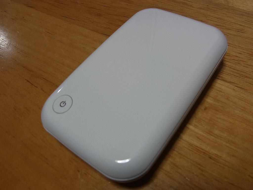 UQ WiMAX契約のURoad-8000到着!