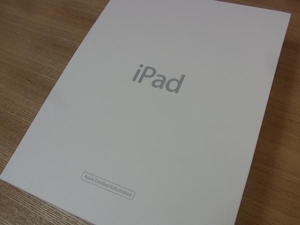 整備済み製品のiPad 2到着!