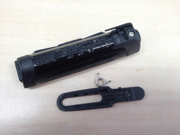 BluetoothヘッドセットMW600が故障