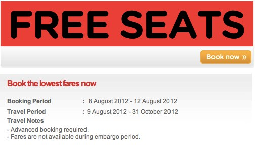 Book the lowest fares now