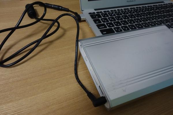 MacBook Airに充電可能な『HyperJuice』が旅行中かなり活躍している
