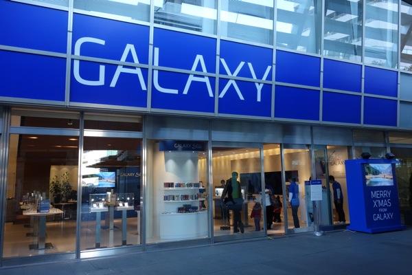 六本木ヒルズのGALAXY StudioでGALAXY Note 2の新機能を教わってきた