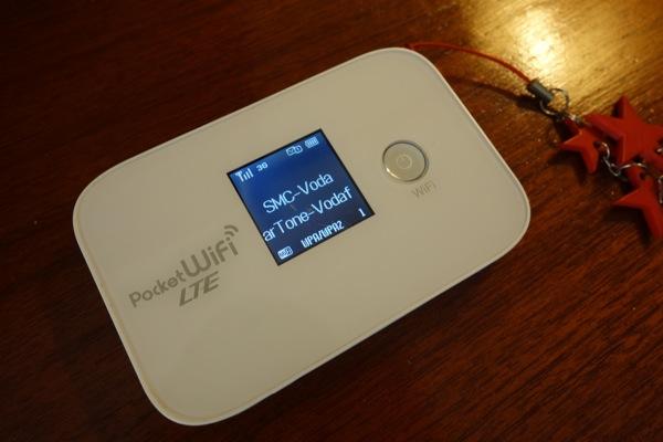 EMOBILE LTE GL04Pは海外でLTE利用不可/3Gのみ利用可能