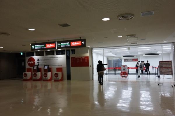 エアアジア国内線 成田 ⇒ 新千歳 JW 8521便 搭乗記