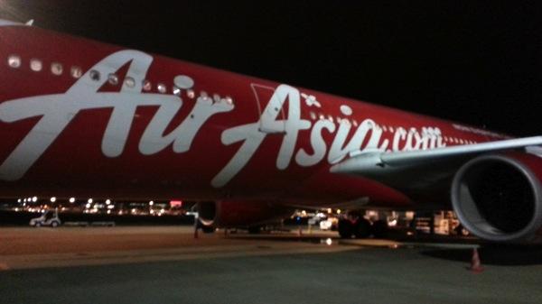 エアアジア、名古屋-バンコク就航記念セールを7月27日(金)深夜1時に開始か