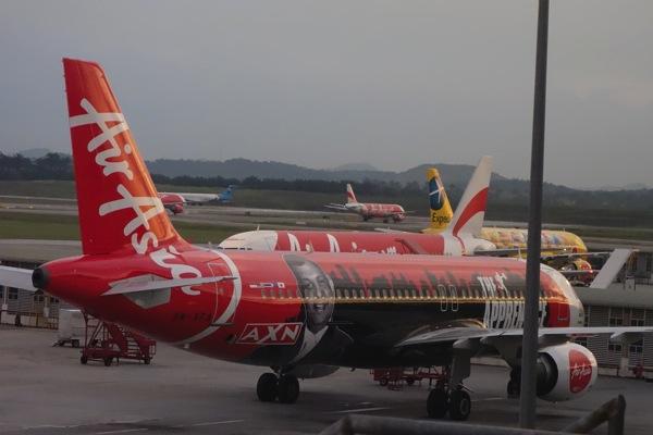 エアアジア、4月11日(水)に新発表、タイ路線を新規開設または増便か