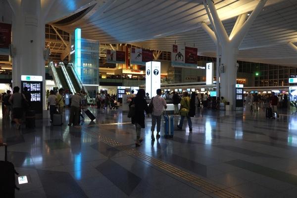 エアアジアX 羽田 ⇒ クアラルンプール D7 523便 搭乗記(2013年7月)