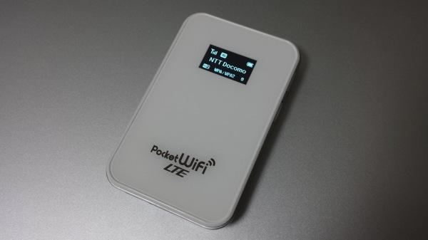 GL05PはSIMフリー!日本国内でdocomoのSIMカードでの通信を確認