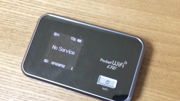 GL09PのSIMカードをGL06Pに挿してみた