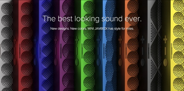 MINI JAMBOX by Jawbone Wireless Bluetooth Speaker