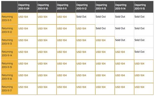 香港エクスプレス、羽田 ⇔ 香港を往復約13,800円で販売中!関空発着も安い