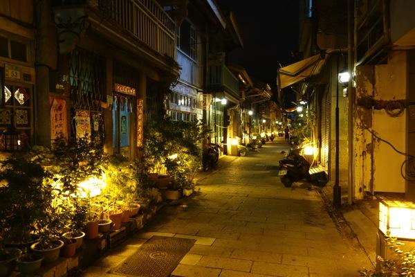 台南 - 神農街