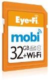 Eye-Fi Mobiの32GBが10月24日から発売開始!価格は9,980円