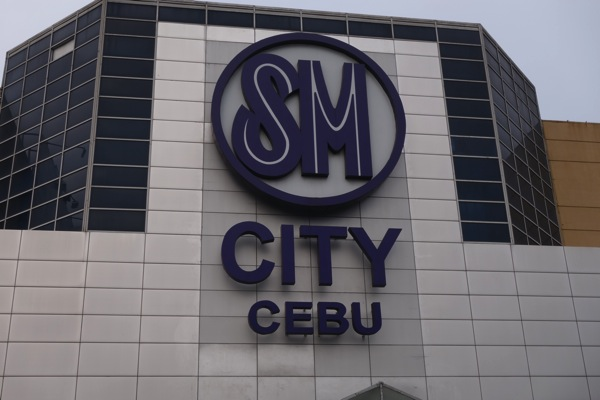 SM City Cebu外観