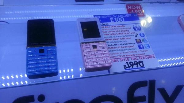 FireFly Mobile E100 Pro