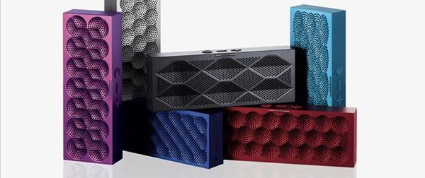 40%薄型化&20%軽量化されたBluetoothスピーカー『MINI JAMBOX』が11月29日より国内販売開始!価格は21,800円