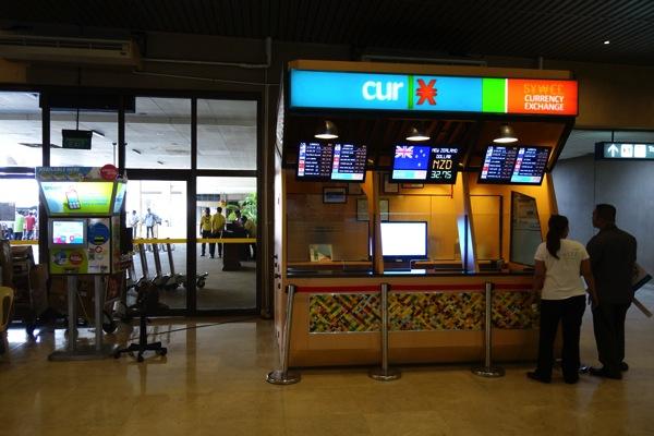 セブ・マクタン国際空港でSMARTのLTE対応プリペイドSIMカードが販売されていた