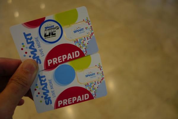 販売されていたSIMカード