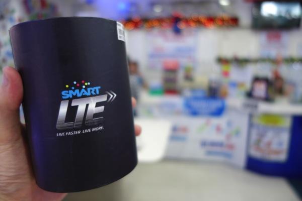 SMARTのLTEに対応するUSBモデム『E532』を購入してみた – 派手なパッケージが特長