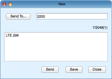 SMARTの接続ツールからSMSを送ってLTEプランに登録