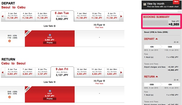AirAsia Booking Book low fares online