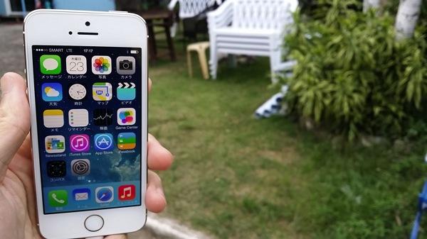 SIMフリーのiPhone 5s、フィリピンSMARTのプリペイドSIMを使ってLTE接続に成功!