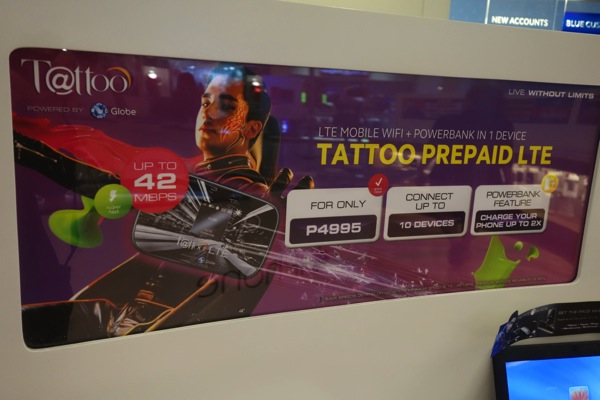 Tattoo Prepaid LTE