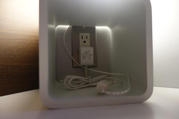 電源はライトの他に1つ