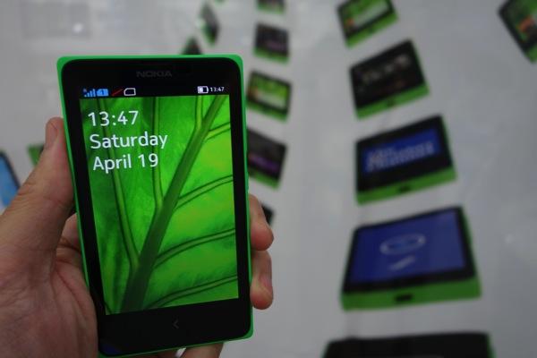 Androidアプリケーションが使える『Nokia X Dual SIM』をセブ島で購入