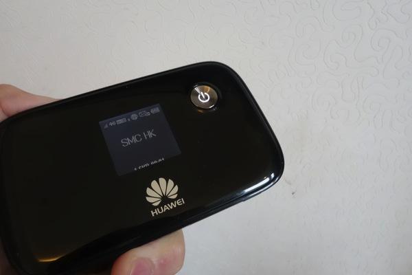 SIMフリーのモバイルWi-Fiルータ『E5776』をSmarToneのプリペイドSIMで使う