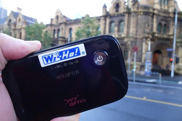 オーストラリア滞在中の回線としてモバイルWi-Fiルータのレンタルが心強かった