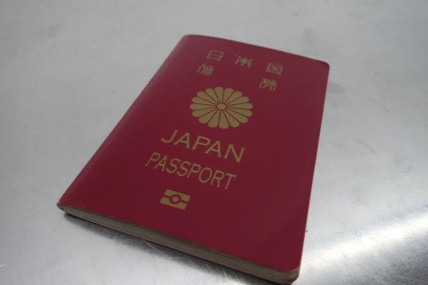チェックインはパスポート提示でok