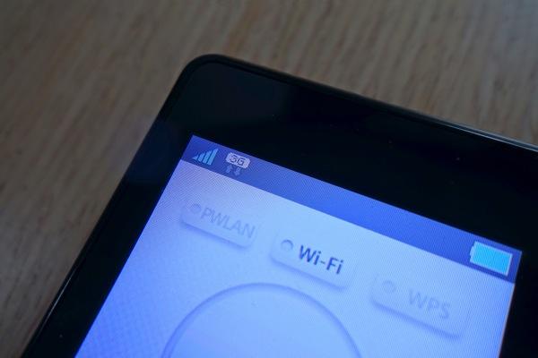 3Gでの通信は可能