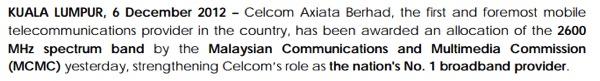 Axiata listedcompany com newsroom AXIATA061212 pdf