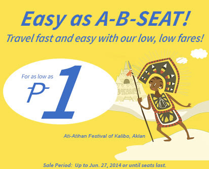 セブ・パシフィック航空のセールで関空 〜 マニラが往復13,000円/夏休み期間中も対象