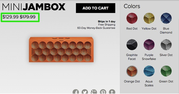 Wireless Bluetooth Speakers Buy MINI JAMBOX by Jawbone