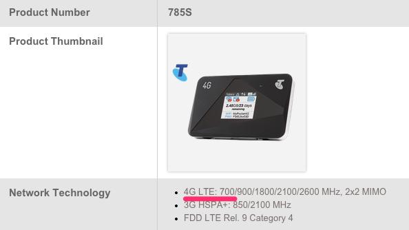 785S Hotspots Mobile Broadband Home NETGEAR