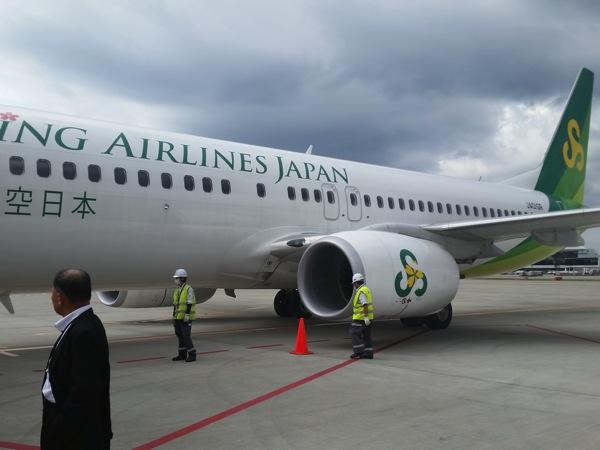 春秋航空日本、2018年1月16日〜3月24日の国内線航空券を12月23日(土)正午より発売