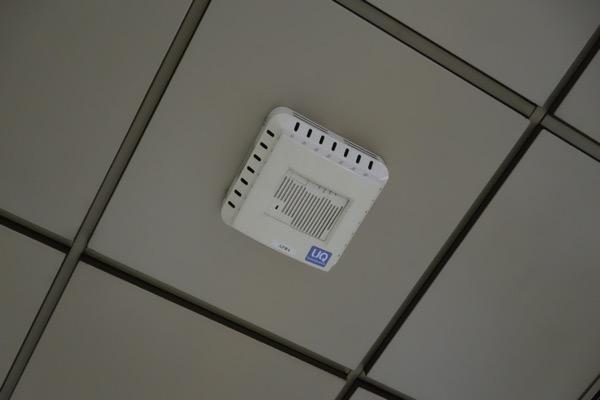 WiMAX 2+対応の基地局