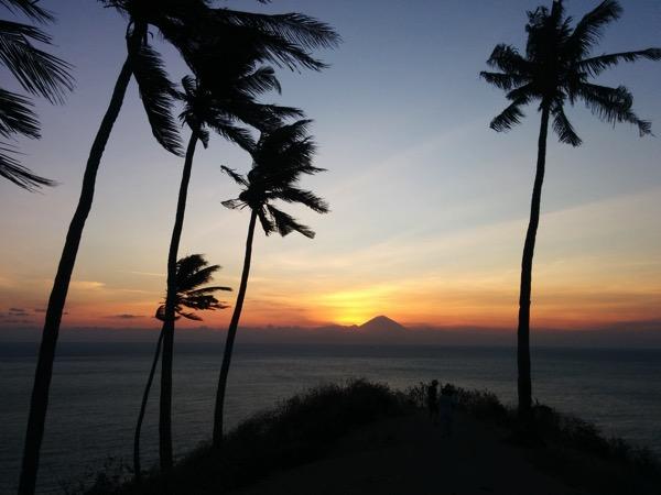 ロンボク島:Malimbu Sunset Point