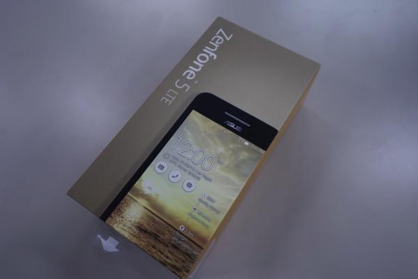 ZenFone 5ゴールドを購入