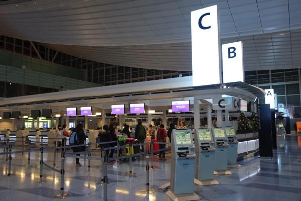 香港エクスプレス UO 625便 東京(羽田) ⇒ 香港 搭乗記