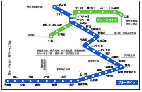 UQ、横浜市営地下鉄のWiMAX 2+エリア整備を完了