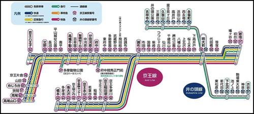 UQ、京王線と京王新線のWiMAX 2+エリア整備完了を発表