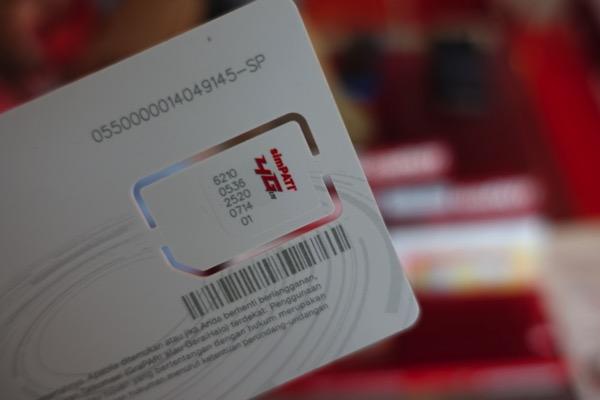 SIMカードのサイズはレギュラー/micro