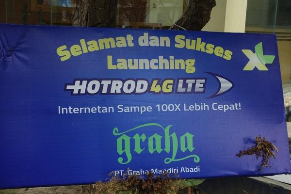 HOTROD 4G LTE