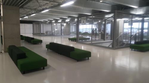 成田空港、夏までに第2ターミナルに仮眠用のソファーを数百席増設予定