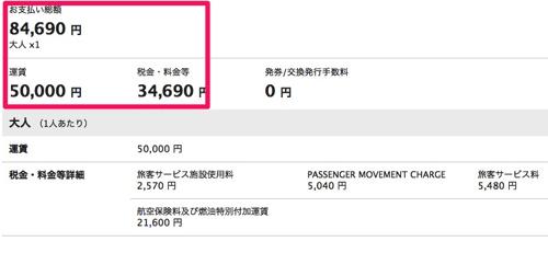 ANAの羽田 〜 シドニー直行便が総額84,690円