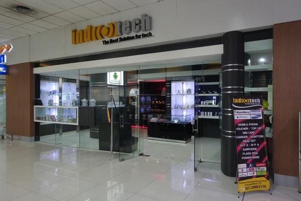 ジャカルタ スカルノハッタ国際空港でTelkomselの4G LTE対応SIMカードを購入!販売価格はやや高め
